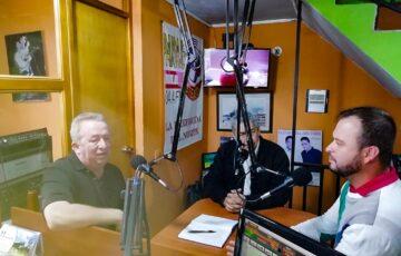 Llega Nuevamente: Entrevistas De Paisaje Estéreo Con Eligio Palacio